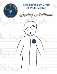 Spring Audition Poster